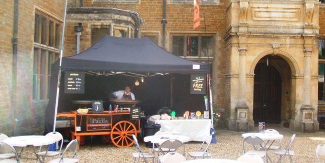 Paella Event caterer