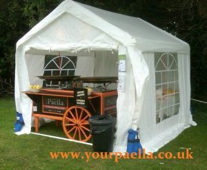 Paella catering service for weddings, birthdays, christenings and corporate events.