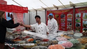 Your Paella ready to serve!