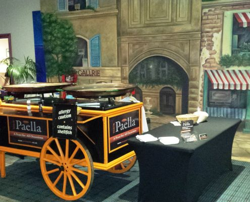 Paella Corporate Catering