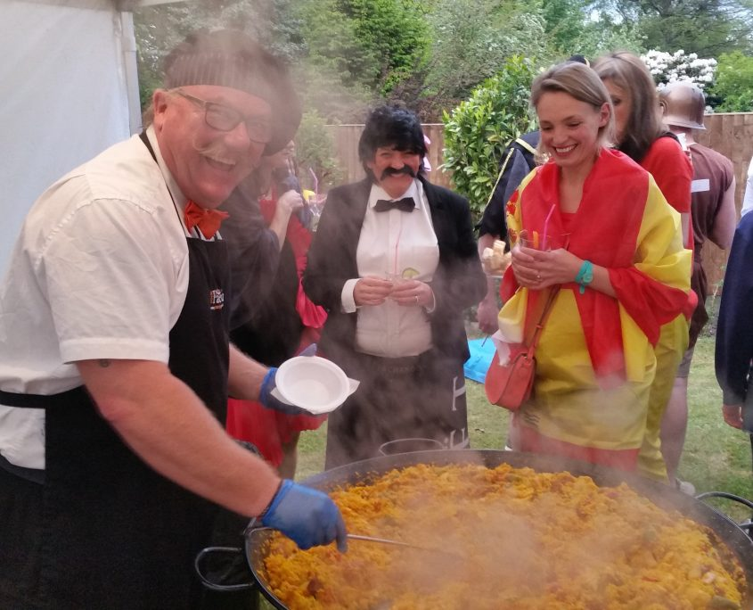 Party Paella Catering