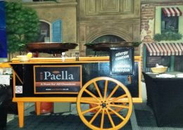 Corporate Paella catering