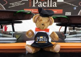 Paella Teddy Bear Gift