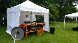Paella Catering for Weddings Your Paella cart