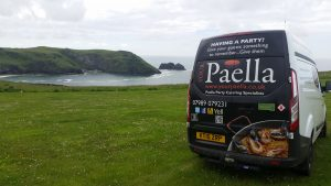 Nationwide Paella Catering Service