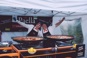Your Paella Cart