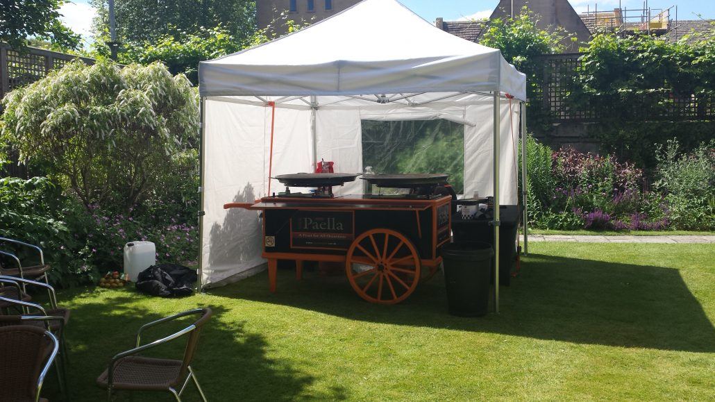 Paella Catering Scotland