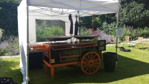 Paella Catering Worcestershire