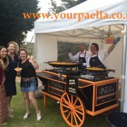 Paella Party Catering UK Wide Service