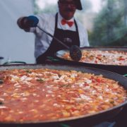 Paella Catering Wiltshire
