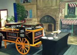 Your Paella Indoor Catering