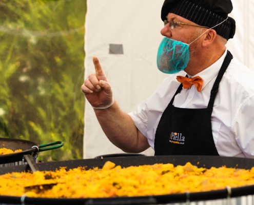 Your Paella Catering.