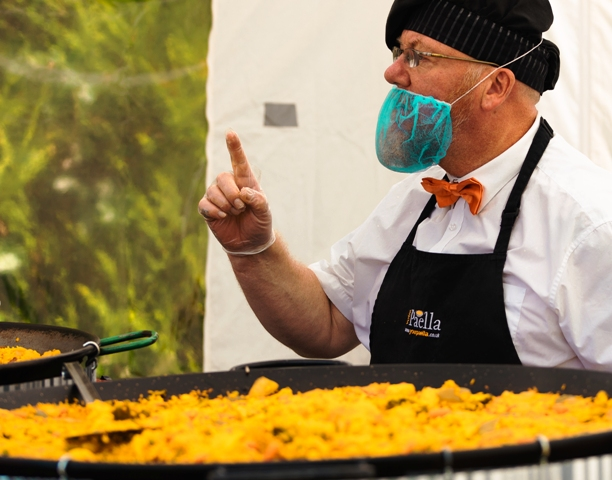 Paella Catering You Can Depend Upon.